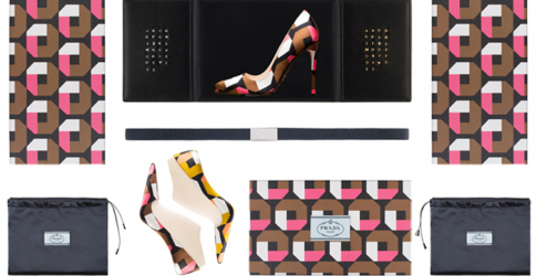 Prada launches second special made-to-order Decolleté project in Dubai