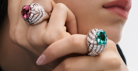 Louis Vuitton's new High Jewellery collection is a sign of stellar times