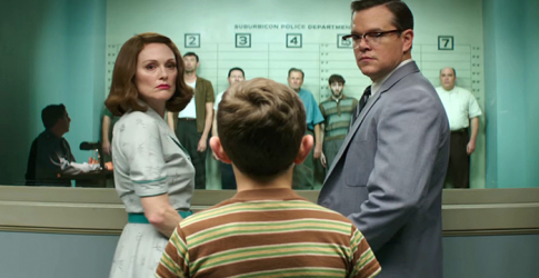 Must-watch: Julianne Moore and Matt Damon in George Clooney's Suburbicon