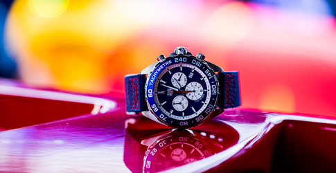 Tag Heuer releases special Red Bull Racing watches