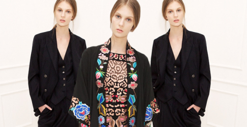 First Look: Temperley Pre-Fall 2015