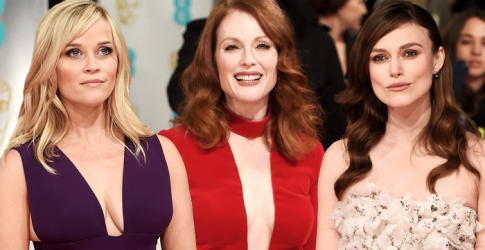 The BAFTA Awards 2015: Best of the Red Carpet