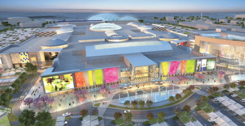 The world's largest IMAX cinema and an Angry Birds theme park to open at Qatar Mall