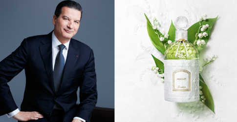 Guerlain's perfumer Thierry Wasser exclusively talks about the new Muguet Millésime fragrance