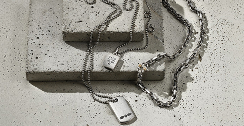 Tiffany & Co. and Dover Street Market drop jewellery collection