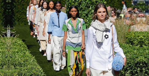 New York Fashion Week: Tory Burch Spring/Summer '18