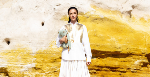 Valentino's Resort '21 collection has landed exclusively in Dubai