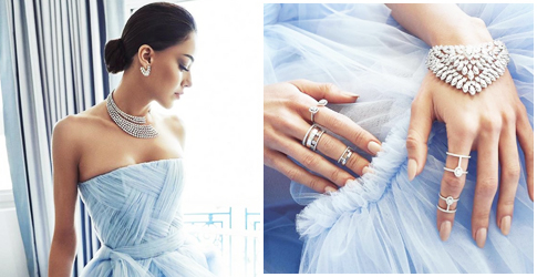 Messika x Cannes Film Festival: A match made in jewellery heaven