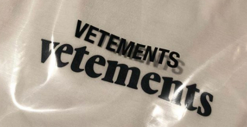 It seems the force is with Vetements as they reveal their latest collaboration