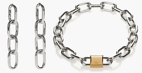 Alexander Wang launches jewellery line