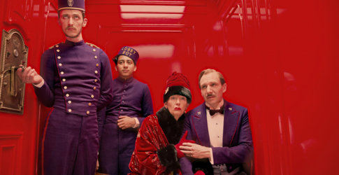 Wes Anderson's fascination with red and yellow exposed