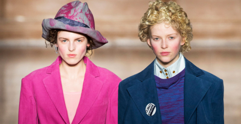 London Fashion Week: Vivienne Westwood Red Label Fall/Winter '16