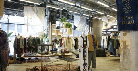 The world's largest Urban Outfitters store opens