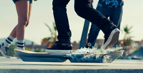 The future has arrived: Watch the full Lexus hoverboard trailer here