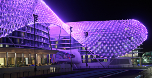 Yas Marina Circuit teases fourth and final music act for the 2018 Abu Dhabi Formula One