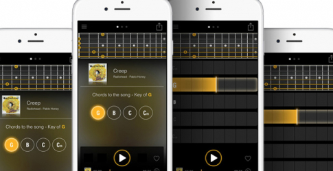 The new music app that teaches you how to play your favourite songs