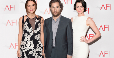 Hollywood heavyweights celebrate the best in film and television at the AFI Awards