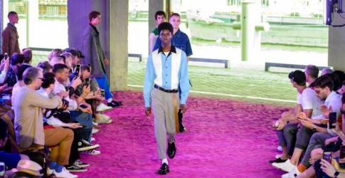 Live stream: Watch the AMI S/S '19 show live from Men's Paris Fashion Week