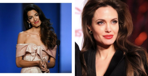Political power: Amal Clooney gets a new job in UK government, and Angelina Jolie hints she'll run for President