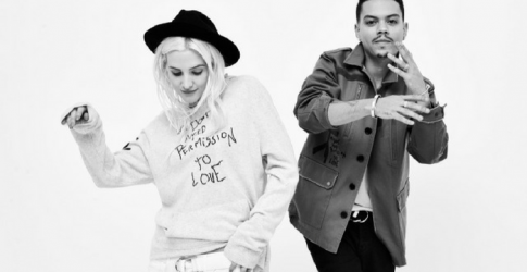 Ashlee Simpson is collaborating with Zadig & Voltaire