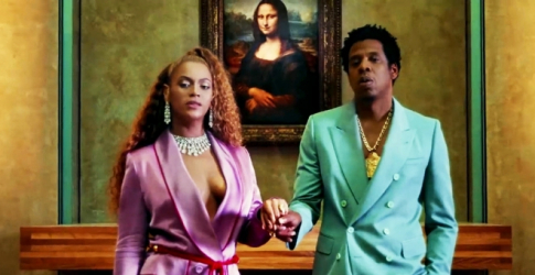 The Louvre Paris had a record breaking number of visitors this year courtesy of Beyoncé and Jay-Z