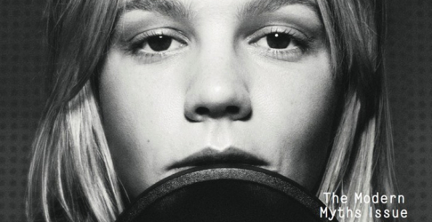 Carey Mulligan graces the cover of Dazed and Confused