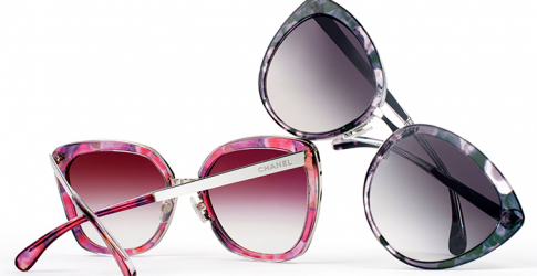 Luxury launch: Chanel Eyewear presents their SS16 capsule collection