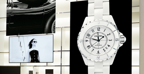 Chanel launches pop-up watch shop in the Louvre