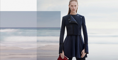 Calvin Klein debut new advertising campaign for Spring/Summer 15