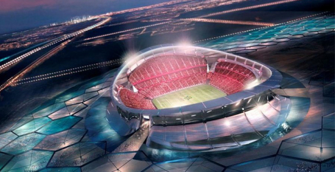 British architects awarded Qatar 2022 stadium contract