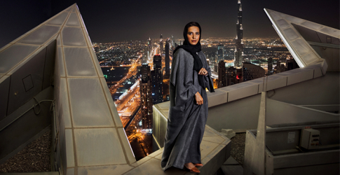 Steve McCurry presents '7 Princesses' exhibition in Dubai