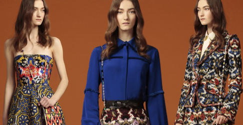 First look: Andrew Gn Pre-Fall 15