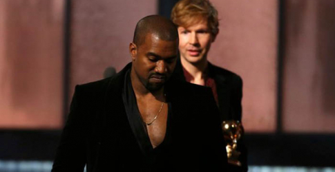 Kanye West embarks on a apology spree saying sorry to Beck and Bruno Mars