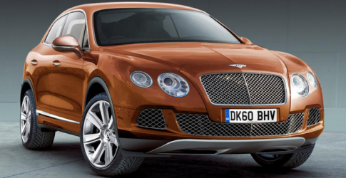 First look: Bentley teases its first-ever SUV in a new video clip