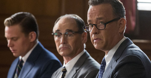 Watch now: Steven Spielberg's Bridge of Spies trailer