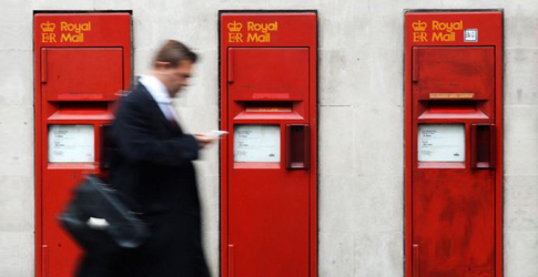 Britain's Royal Mail announces partnership with China