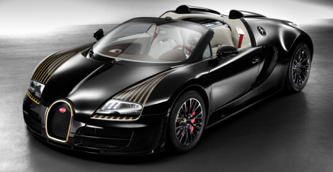 Bugatti Legends unveils its new 'Black Bess' edition