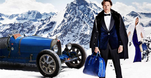 Bugatti debuts its menswear line and a flagship store in London