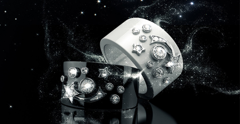 Chanel debut its new enchanting fine jewellery collection Cosmique de Chanel