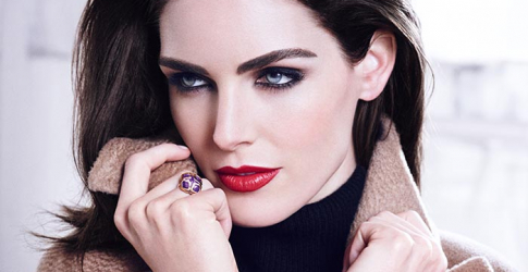 Chopard taps Hilary Rhoda for new 'Imperiale' campaign