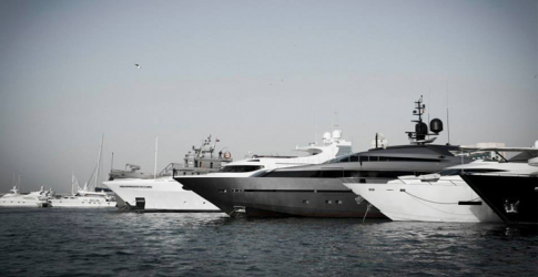 The largest collection of luxury boats to feature at the Dubai International Boat Show