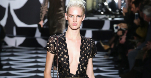 New York Fashion Week: Diane von Furstenberg Autumn/Winter 14