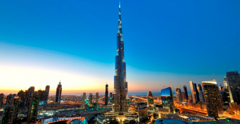 His Highness Sheikh Mohammed announces free WiFi for all in Downtown Dubai