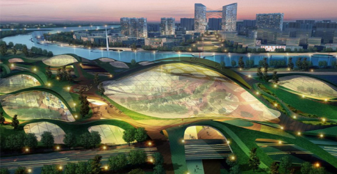 Revealed: The first phase of Dubai's new eco-city project to open this year