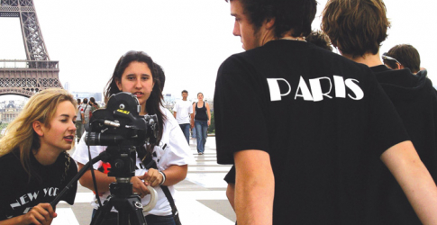 Emiratis are being offered the chance to study film in Paris