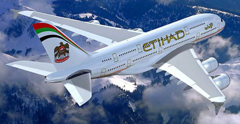 Etihad Airlines to show all World Cup games