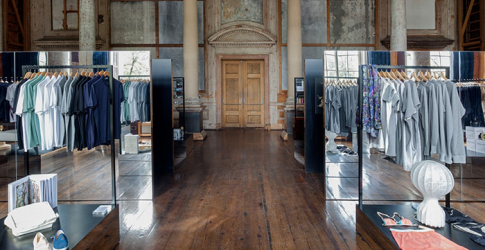 The Frame Store opens in Amsterdam