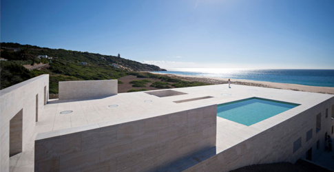 Spain's House of the Infinite by Alberto Campo Baeza