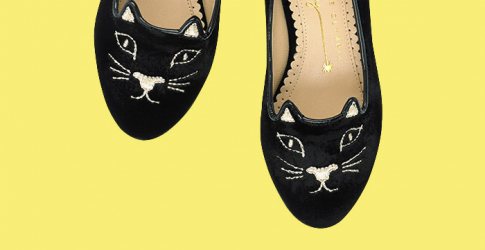 Charlotte Olympia unveils 'Incy and Wincy' collection for children