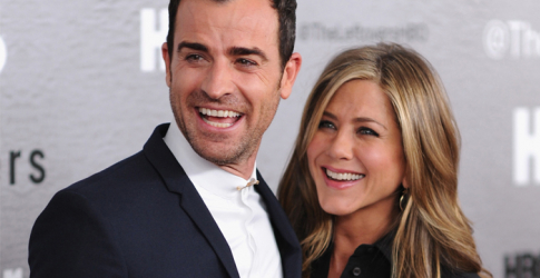 Congratulations: Jennifer Aniston and Justin Theroux are married